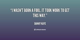 I wasn't born this way quote